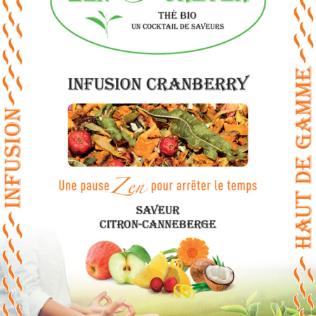 Infusion Cranberry - Zen Forever